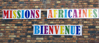 accueil missions Africaines